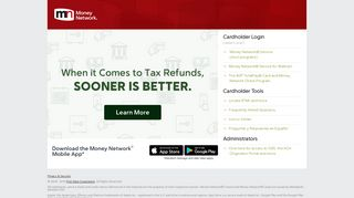 Access your paystub information - Money Network