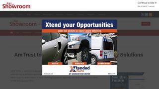 AmTrust to Acquire Wells Fargo's Warranty Solutions - Auto Finance ...