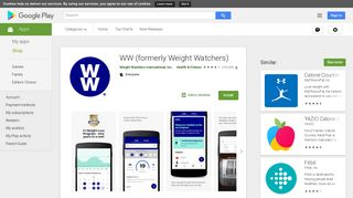 WW (formerly Weight Watchers) - Apps on Google Play