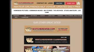 Watchersweb Webmaster Information