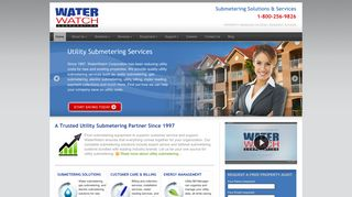 WaterWatch Corporation | Utility Submetering Services