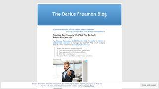 Promise Technology WebPAM Pro Default Admin Credentials   The ...