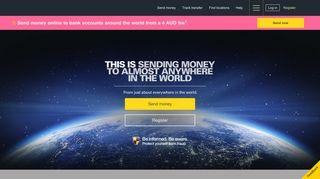 Western Union AU: Global Money Transfer