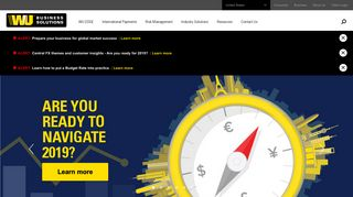 Client Login - Western Union Business Solutions