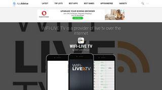WIFI-LIVE TV by WIFI LIVE TV LLC - AppAdvice