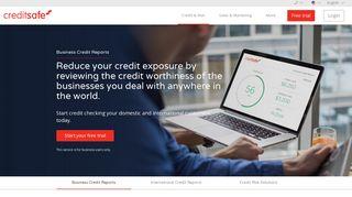 Business Credit Reports & Company Credit Scores | Creditsafe