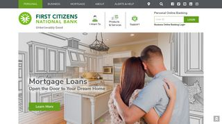 Unbelievably Good Banking - First Citizens Bank