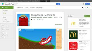 Happy Studio - McDonald's - Apps on Google Play