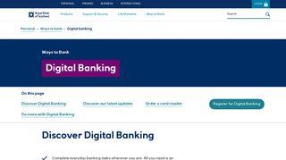 Digital Banking | Royal Bank of Scotland