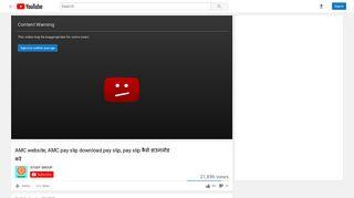 AMC - YouTube