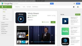 Xfinity Stream - Apps on Google Play