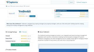 YesBookit Reviews and Pricing - 2019 - Capterra