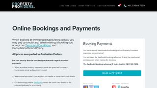 Sydney's Executive Leasing and Furnished Accommodation ...