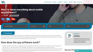 Want to know everything about mobile spy software? - ZealousWeb ...