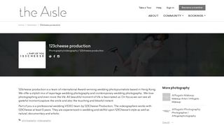 The Aisle - 123cheese production | The Aisle