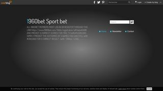 1960bet Sport bet - ALL 1960BET MEMBERS MOST LOG IN OR ...