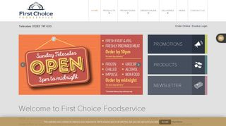 First Choice Foodservice