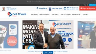 First Choice Group: The One-Stop-Solution For OEM Catering Spares