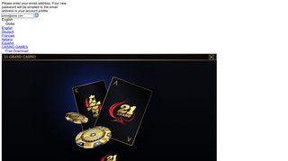 21GrandCasino - Instant Play Flash Games