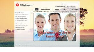 Welcome to 360Training.com