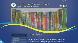 Abacus Evolve | Ninian Park Primary School