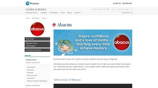 Abacus - AQA GCSE Maths Resources | Pearson Global Schools