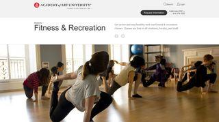 Fitness | Academy of Art University