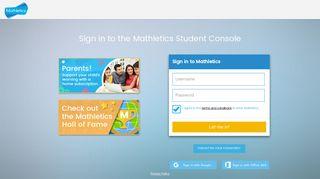 Mathletics.com