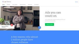 Google AdSense - Make Money Online through Website Monetization