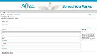 Jobs - Aflac
