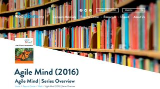 Agile Mind - EdReports | Reports Overview