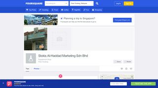 Stokis Al-Haddad Marketing Sdn Bhd - Supplement Shop in Pasir ...