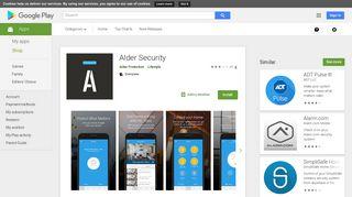 Alder Security - Apps on Google Play