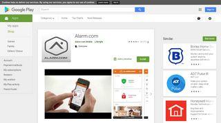 Alarm.com - Apps on Google Play