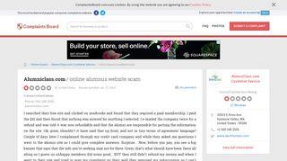 Alumniclass.com - Online alumnus website scam, Review 240976 ...