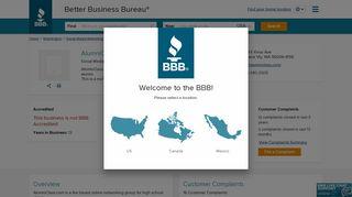 AlumniClass.com Inc   Better Business Bureau® Profile