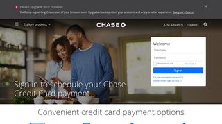 Online Payments   Chase Credit Cards - Chase.com