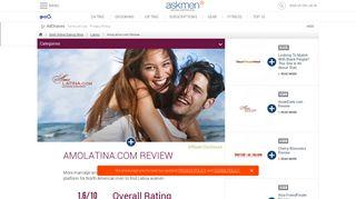 AmoLatina.com Review - AskMen