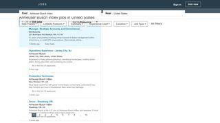 285 Anheuser Busch Inbev Jobs | LinkedIn