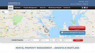 Annapolis Property Management | Home, Apartment, House Rentals