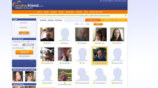 Dating In Ireland - AnotherFriend.com - Ireland's largest online dating ...