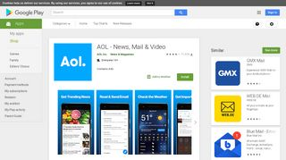 Login de www aol AOL Mail