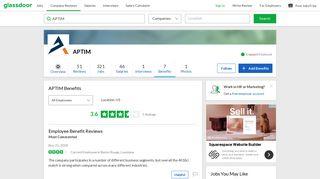 APTIM Employee Benefits and Perks   Glassdoor
