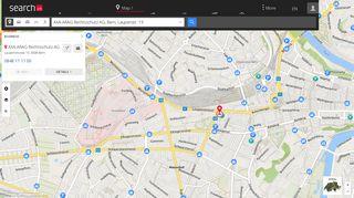 Map: AXA-ARAG Rechtsschutz AG, Bern, Laupenstr. 19 - search.ch