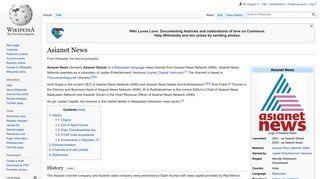 Asianet News - Wikipedia
