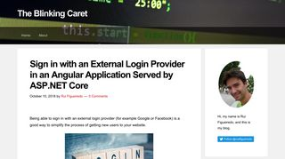Sign in with an External Login Provider in an Angular Application ...