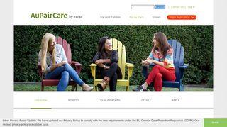 AuPairCare Program Overview | Best U.S. Au Pair Agency