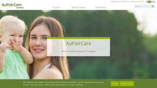 User account | AuPairCare