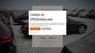 SpeedOnline - AUTOonline