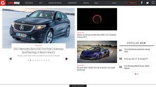Autoblog: New Cars, Used Cars for Sale, Car Reviews and News